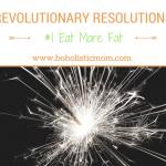 Revolutionary Resolutions