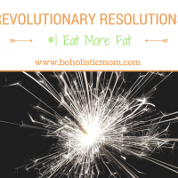 Revolutionary Resolutions – New Years Goals