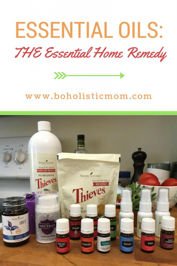 Essential Home Wellness
