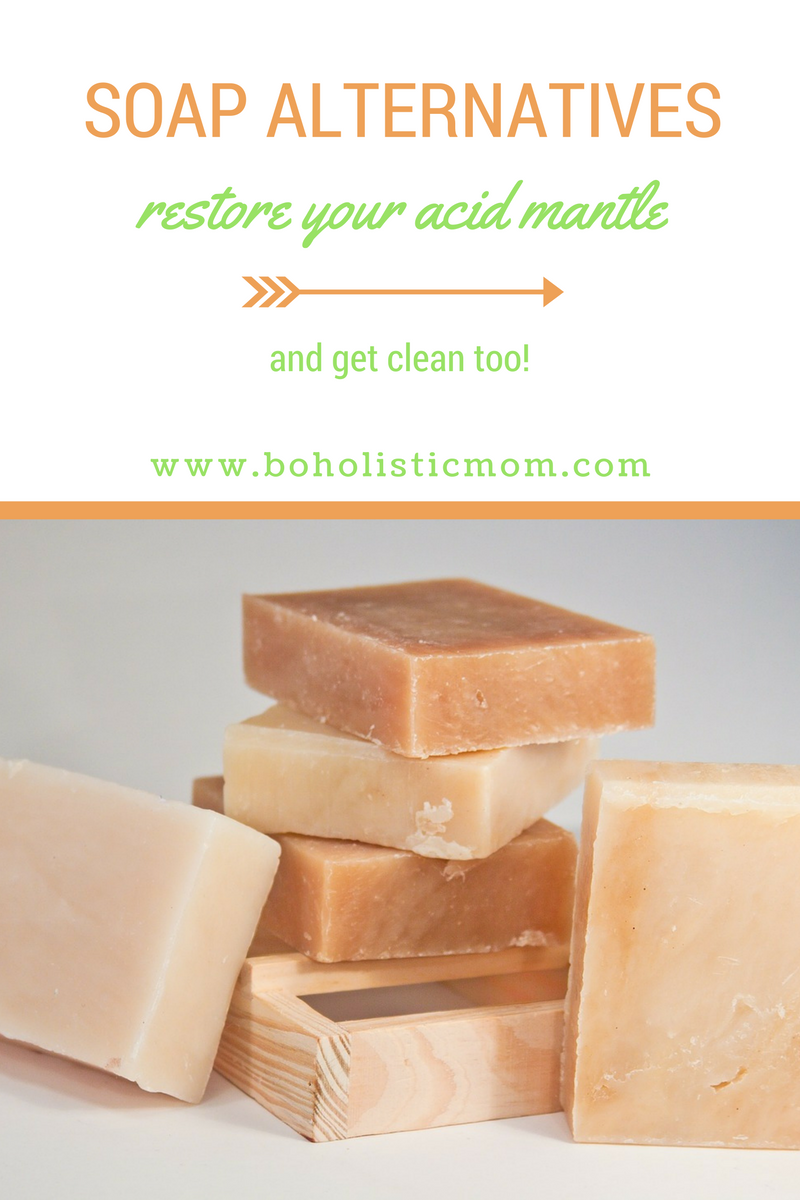 Is soap good for you? - Boholistic Mom
