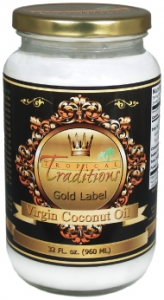 Tropical Traditions Coconut Oil | Boholistic Mom