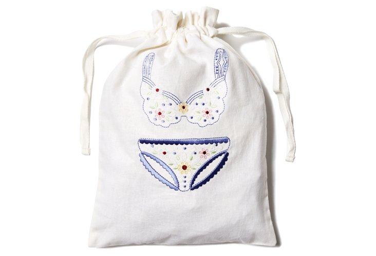 Bikini Lingerie Bag | Boholistic Mom