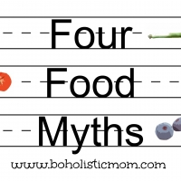 Four Food Myths to Watch Out for