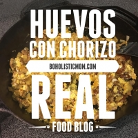 Huevos Con Chorizo Perfect Whole 30 Recipe