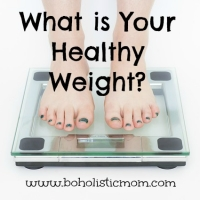 Healthy Weight:  What is it and how do I maintain it