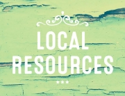 Local Resources | Boholistic Mom
