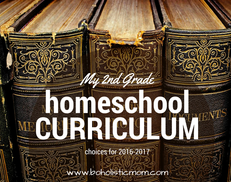 Homeschool Choices - Boholistic Mom