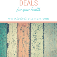 Deals for Health Cyber Monday Shopping