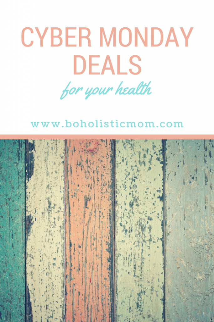Cyber Monday Health Deals