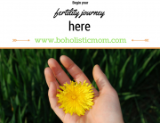 Taking Charge of Your Fertility - Boholistic Mom