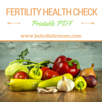 Fertility Health Check – How healthy are you?