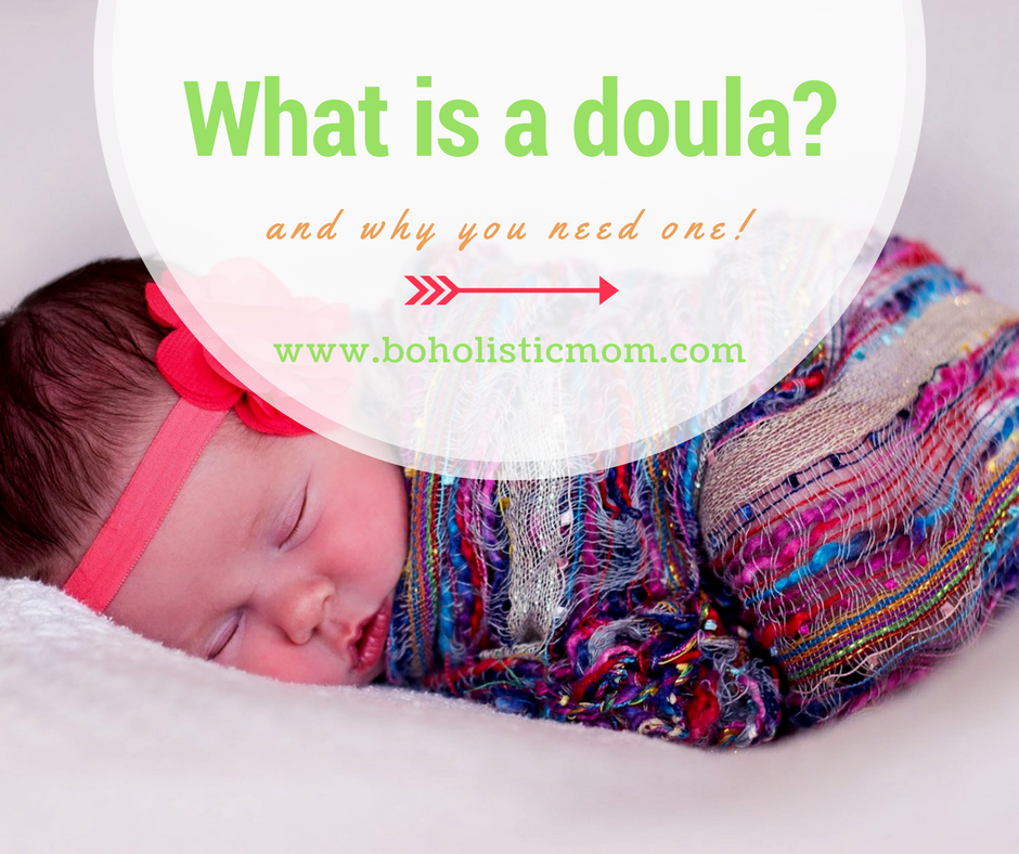 Definition of a Doula