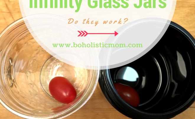 Infinity Glass Jar Review – Do they work?