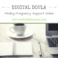 Digital Doula – Finding Pregnancy Support Online
