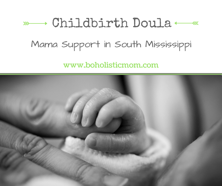 Childbirth Doula in South Mississippi