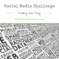 Social Media Challenge – Pulling the plug