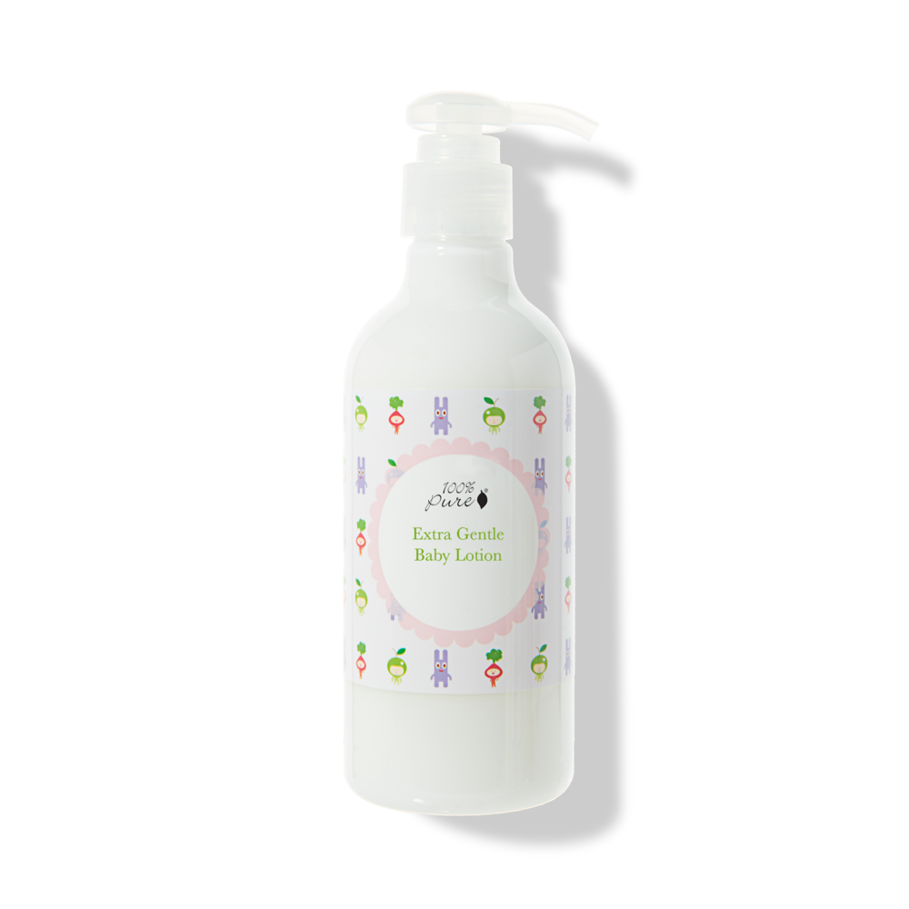 natural lotion for babies