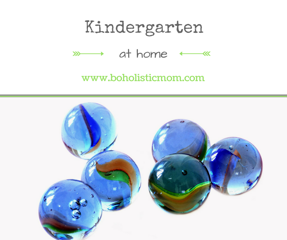 Kindergarten Homeschool Curricula