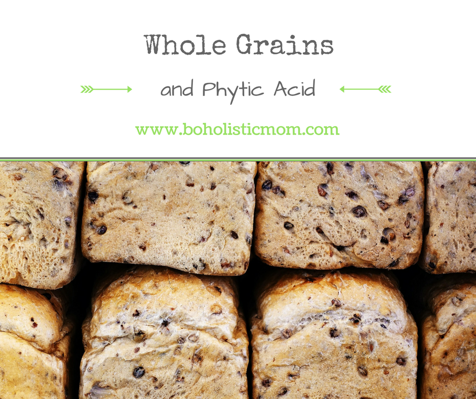 How to process whole grains naturally