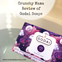 Godai Soaps Review by a Crunchy Mama